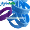 Custom Debossed Silicone Bracelet for Gift