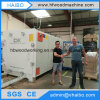 Drying Lumber by High Frequency Vacuum Dryer Machine with ISO