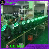 DMX Moving Head 12X12 Watt RGBW CREE LEDs with Zoom