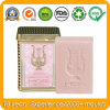 3D Embossed Square Tin Can for 2.1oz Luxury Soaps