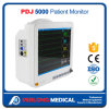 2017 Hot Selling New Medical Equipment Pdj-5000 Portable Patient Monitor