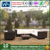 L Shape Outdoor Leisure Sofa Garden Furniture Rattan Sofa (TG-JW36)