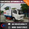 4X2 Mini Vacuum Road Sweeper Truck