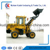 Zl12f Mini Wheel Loader with CE Euro III Engine as Optional (0.6m3, 1.2rated Loading Weight)