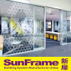 Professional Aluminum Frame Office Glass Partition