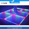 2016 KTV Bar Party Colorful 3D RGB LED Dance Floor