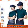 Fast Food Restaurant Waiter Uniform of Cotton and Polyester