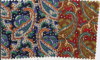 Business Style Cotton Paisley Yarn Dyed Fabric Bow Tie