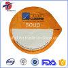133mm Foil Lids for Soup Tub