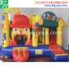 Commercial Inflatable Bouncer/ Inflatable Bouncer Castle (DJBC007)
