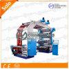 6 Color Plastic Bag Flexo Printing Machine