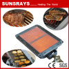 No Smoke BBQ Infrared Burner, Safety and Environmental Protection
