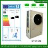 Evi Tech. -25c Winter Floor Heating 100~300sq Meter Room 12kw/19kw/35kw Auto-Defrost High Cop Efficient Heat Pumps Split System