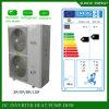 Estonia/Norway Cold -25c Winter Floor/Radiator Heating 100~350sq Meter Room+Dhw 12kw/19kw/35kw Heatpump Air to Water Evi