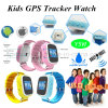 Waterproof GPS Kids Tracker Wrist Watch with Sos Button (Y5W)