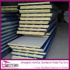 Steel Corrugated Roof Tile Rockwool Sandwich Panel for Wall/Roof