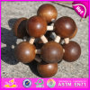 2015 Hot Sale Baby Wood Educational Toy, Educational Wooden Intelligence Toy. Preschool Wood Intelligence Toy W11c019