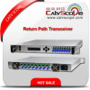 Professional Supplier High Performance 8 Way Headend Return Path Indoor Optical Receiver Transceiver