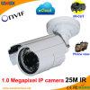 720p Weatherproof IR P2p 1.0 Megapixel IP Camera
