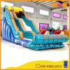 Sea Fish Wave Inflatable Slide