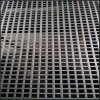 China Website Porous Meal Plate 0.2mm Round Hole Perforated Metal Sheet