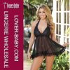 Wholesale Babydoll Ladies Night Lingerie (L27879-2)
