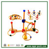 Professional Children Throwing Circle Wooden Educational Toys