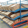 Warehouse Flow Through Racking for Carton Storage
