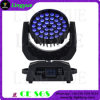 RGBW Zoom 36X10W 4in1 LED Moving Head Wash Light