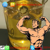 Semi-Finished Steroid Oil Testosterone Sustanon250 with High Purity