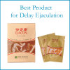Stop Male Ejaculation Product - Ejacon Wipes