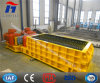Double Roller Crusher for Ore Limerock Caco Calcareous Stone Limestone