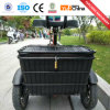 Low Price Colorful Front Handlebar Bike Basket / Bicycle Basket Sale