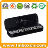 Metal Tin Pencil Box for Kids, Writing Case