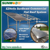 Commercial Solar Mounting Structure for Gound