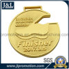 Shiny Gold Plating Customer Design Medal Good Price