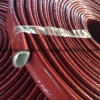 Silicone Glass Fiber Firesleeve Heat Resistant Hose Covering
