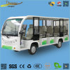 Electric Sightseeing Bus 14 Seats Passenger Car for Park