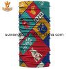 Paisley Printed Stretchy Microfibre Handkerchief Custom Printed Bandana