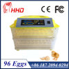 Holding 96 Eggs Fully Automatic Egg Incubator for Hatching