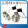 LNG Cylinder Reclaiming Receptacle Back Flow Receptacle