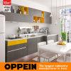 10 Square Meters Straight-Line Modern Style Kitchenette Kitchen Design (OP16-M06)