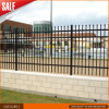 Hot Dipped Galvanized Then Powder Coated Prefabricated Steel Fence