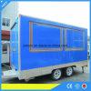 3.9m Length Enclosed Fast Food Caravan