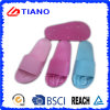 Pure Color and Comfortable with Rubber Patch PVC Sllipper (TNK35771)
