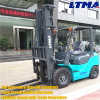 Ltma 2 Ton LPG Gasoline Forklift with Nissan Engine