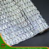 New Design Heat Transfer Adhesive Crystal Resin Rhinestone Mesh (HS17-12)