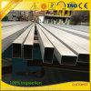 Extruded 6061 6063 Aluminium Rectangular Circular Structral Hollow Sections