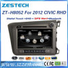 Car DVD Player for Honda Civic with Radio GPS Navigation System