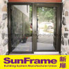 Aluminium Casement Front Door System for House